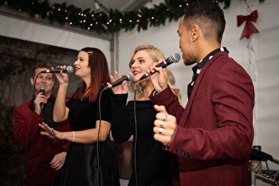 Musical Christmas dinnershow
